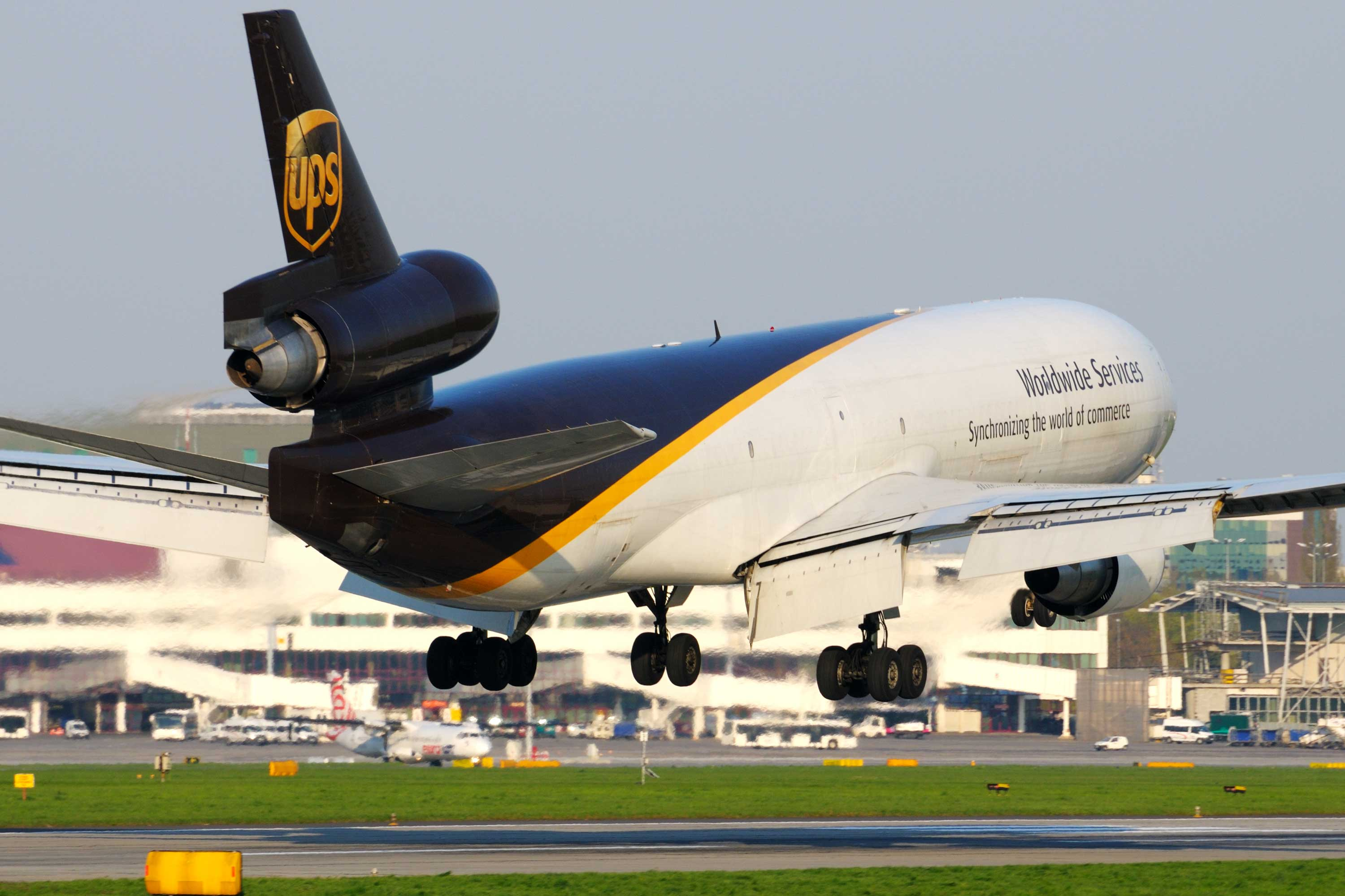 UPS Airlines in May 2020 announced its plan to expand fleet by adding MD-11 and Boeing 747-8 freighter jets.