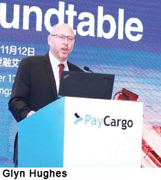 Glyn Hughes, global head of cargo, IATA