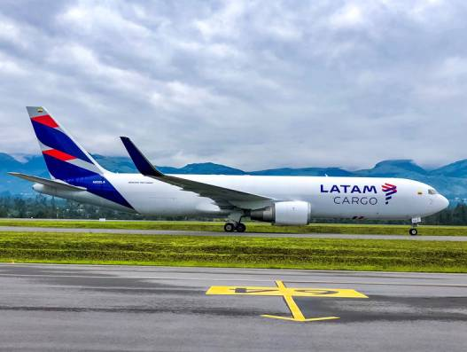 LATAM Cargo has a network of more than 140 destinations and GRU is its strategic hub
