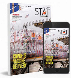 March 2021 issue of STAT Trade Times