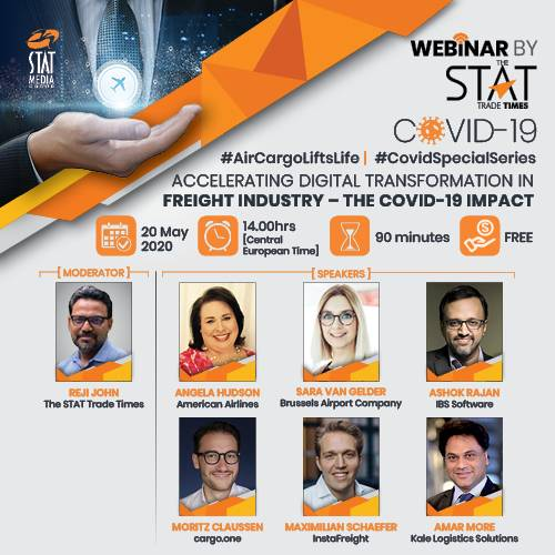 Accelerating digital transformation in freight industry – the Covid-19 impact