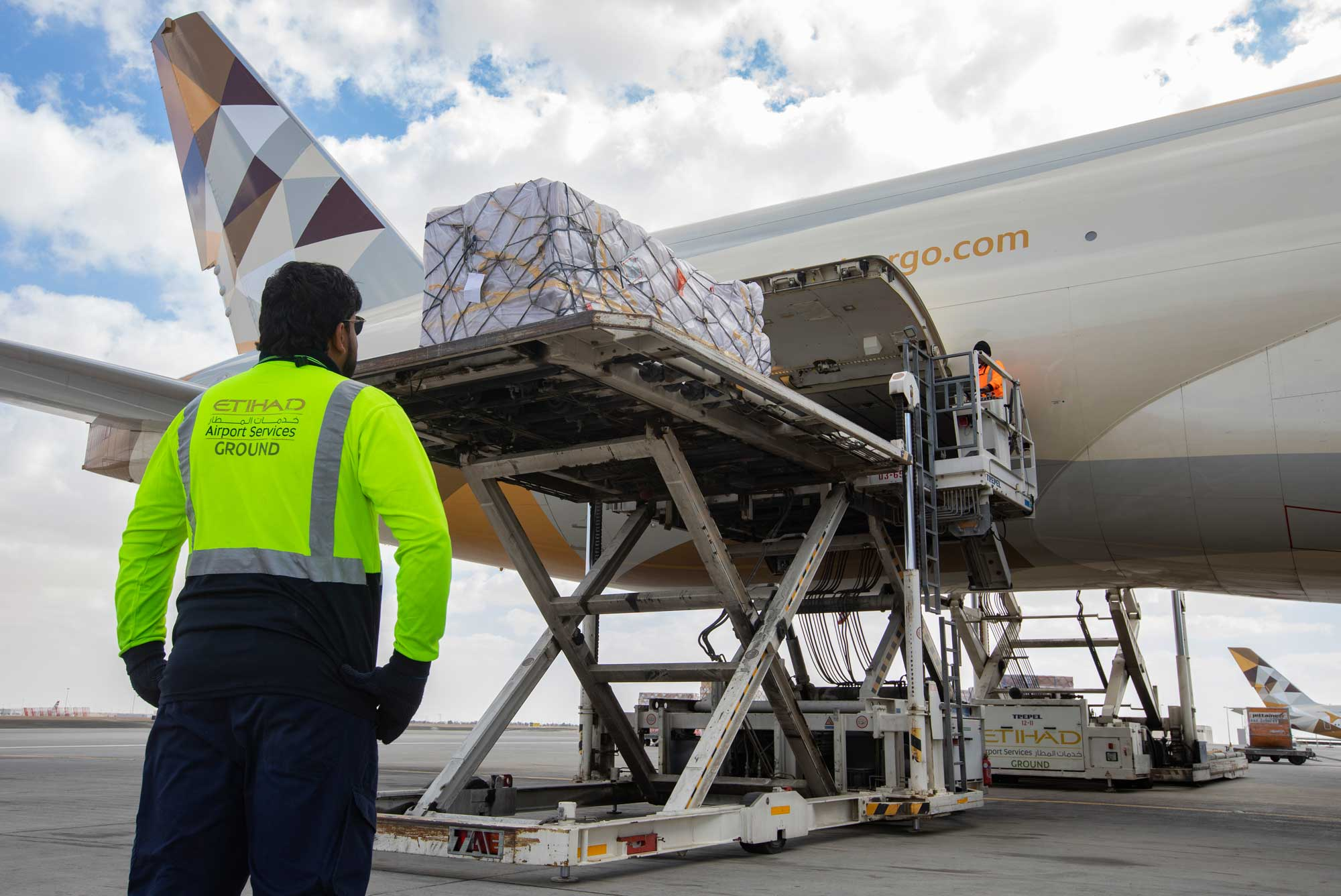 In Q3 2020, Etihad Cargo witnessed 20% growth in perishables compared to the same period last year