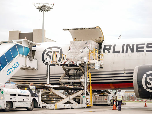 E-commerce is fuelling Asia's air freight - eTrade for all