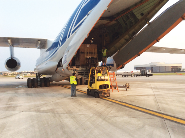 FROM MAGAZINE: Air cargo charter paves way for growth   Air