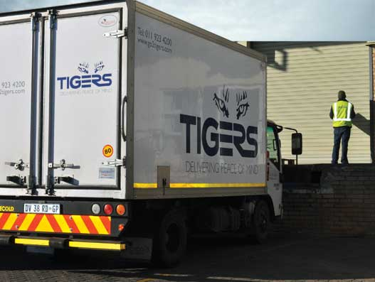 Tigers offers a full enterprise solution