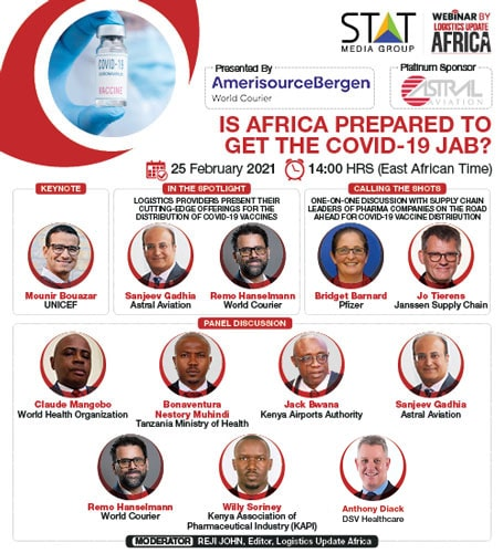 Is Africa prepared to get the Covid-19 jab?