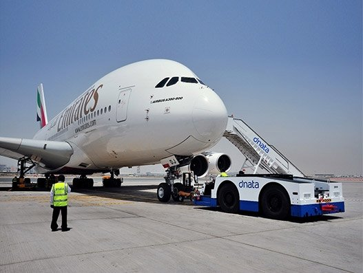 Emirates suspends most passenger operations