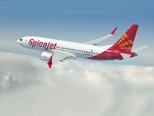 SpiceJet announces deal for up to 205 airplanes from Boeing