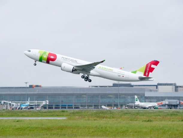 A330neo for launch operator TAP Air Portugal completes maiden flight