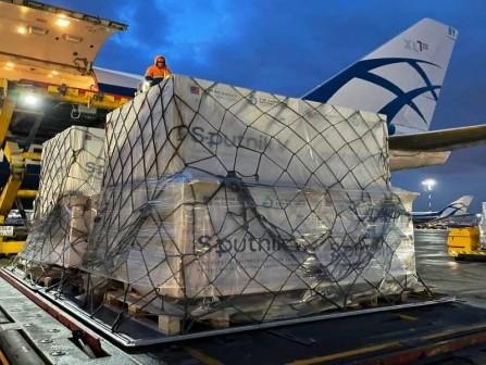 ABC, Atran Airlines transport Sputnik V vaccines to Moldova, Mexico, India