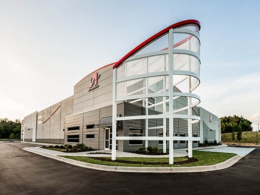 ACL Airshop opens new manufacturing center in Greenville SC