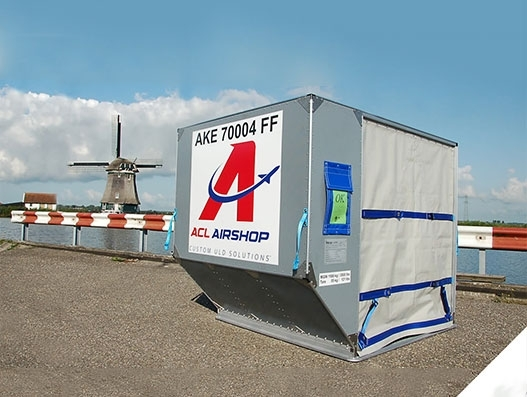 ACL Airshop makes steady advances in ULD air cargo technology innovations