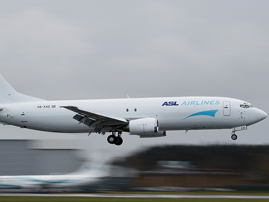 ASL Aviation to soon launch B737-400F aircraft in the Spanish-European market