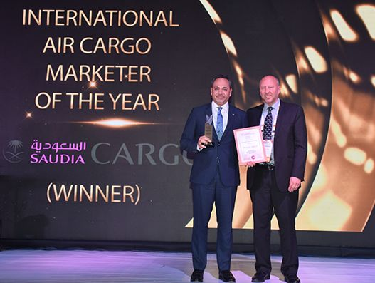 Saudia Cargo wins International Air Cargo Marketing Award during ACI-2018