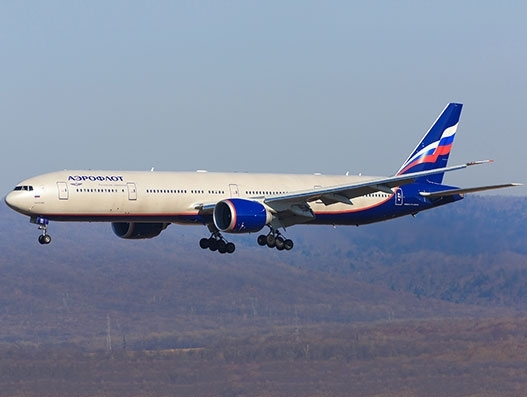 Aeroflot adds new Boeing 737-800 to its fleet