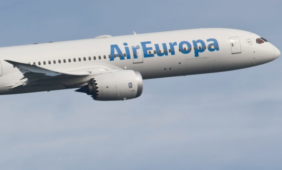 Air Europa signs contract extension agreement with WFS
