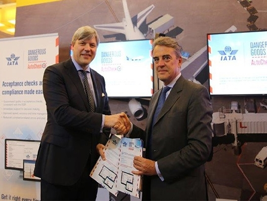 Air France KLM Cargo pioneers implementation of DG AutoCheck