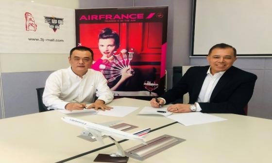 Air France KLM Martinair Cargo expands SAF program with Jobmate International