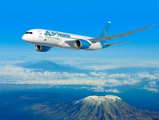Air Tanzania confirms order for B787 Dreamliner