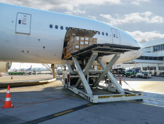 Air cargo capacity dropped 45% in April, CLIVE reports