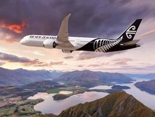 Air New Zealand picks Boeing 787-10 Dreamliner to support future growth