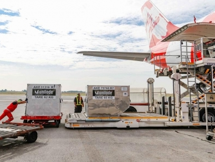AirAsia Group leverages Freightchain capabilities to ramp up cargo services