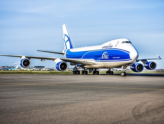 AirBridgeCargo sees demand for 747F charters grow 47 percent y/y