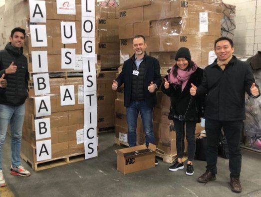 Alibaba's Green Channel and new sourcing platform fixing logistics lag surrounding coronavirus outbreak
