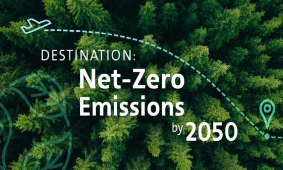 American Airlines aim to reduce GHG by 2035 with a science based target