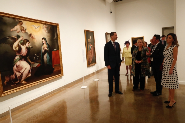 American Airlines Cargo in transportation of priceless art from Spain to San Antonio