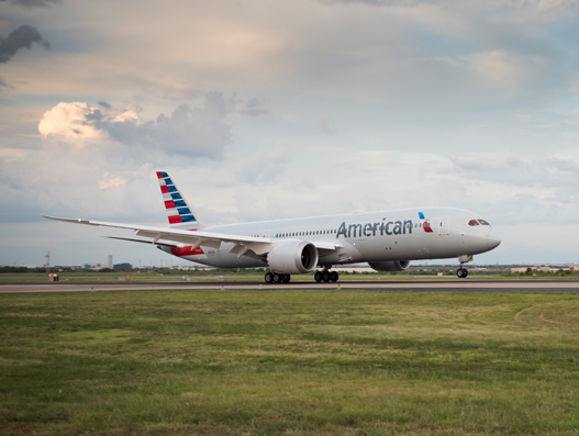 American Airlines Cargo to benefit from use of 787-9 on international routes
