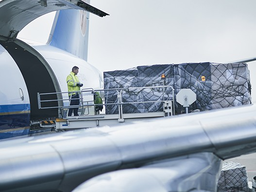Schiphol sees uptick in cargo output due to strong demand from Far East