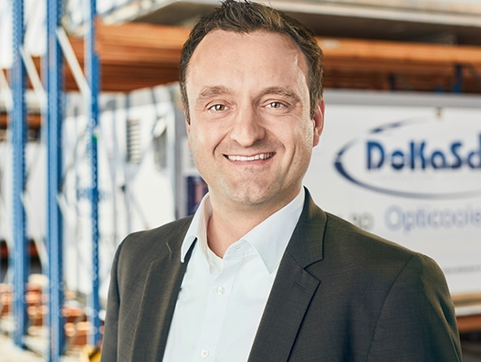 DoKaSch appoints Andreas Behne as global sales manager