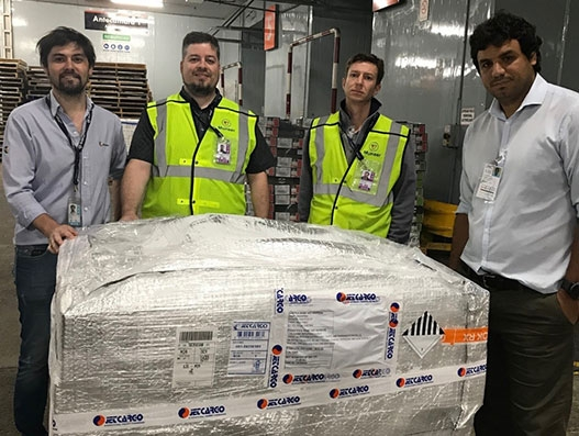 AA Cargo moves Argentinian beef just in time for seasonal festivities