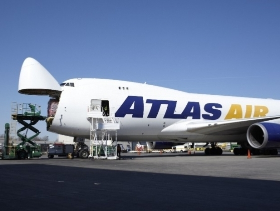 Atlas Air reports strong increase in revenue in first quarter 2018