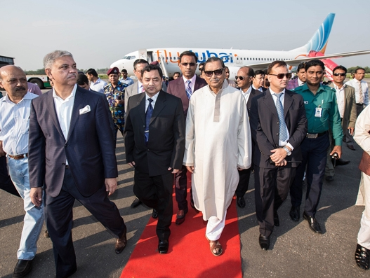 Sylhet becomes flydubai's third destination in Bangladesh