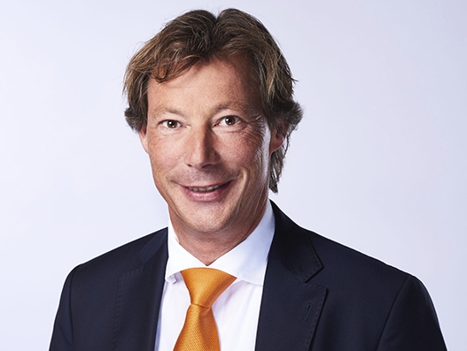Bart Pouwels to move into other role in the new aviation department of Schiphol
