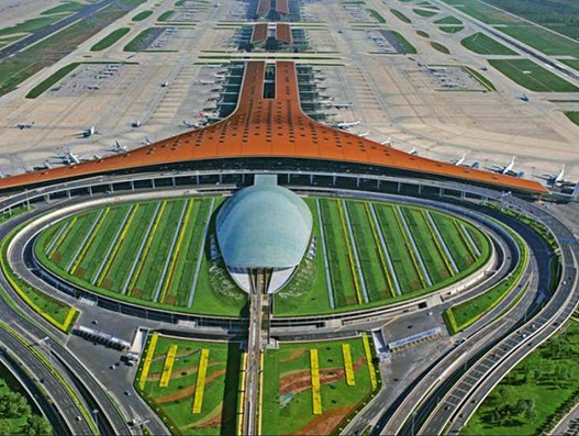 Groupe ADP wins contract to design international airports in Asia and Africa