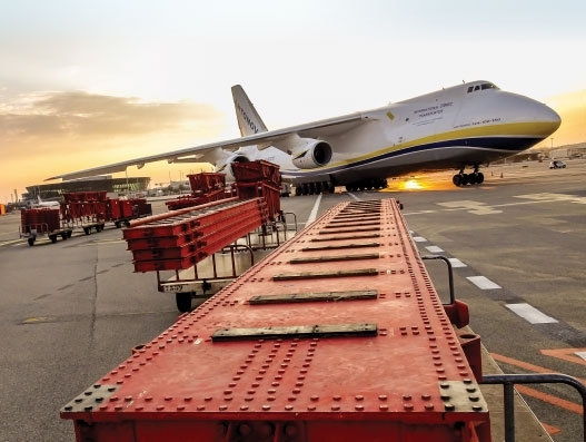 FROM MAGAZINE: Bellies or freighters who's pulling its weight around?