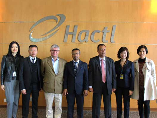 Hactl to handle first scheduled flights to Hong Kong for Bismillah Airlines