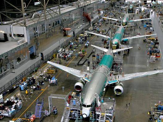 Boeing kicks off test on Next-Gen 737-800 converted freighter