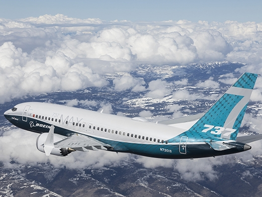 SkyUp Airlines orders five Boeing 737 MAX airplanes worth $624 million