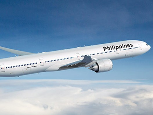 Philippine Airlines gets first twin-aisle Boeing 777-300ER from Avation PLC