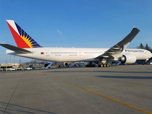 Intrepid funds Philippine Airlines to purchase Boeing B777-300ER