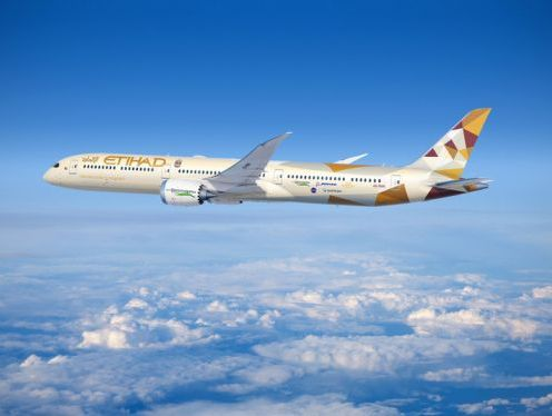 Boeing, Etihad collaborate to test 787-10 Dreamliner's emissions