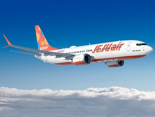Jeju Air orders up to 50 737 MAX jets from Boeing