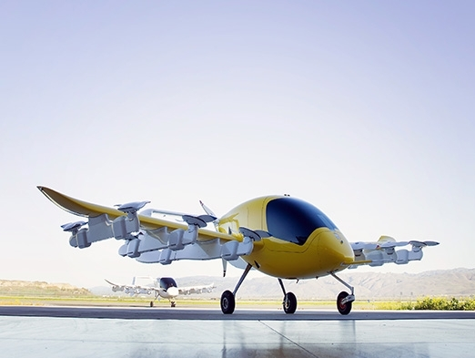 Boeing forms strategic partnership to advance the future of air mobility