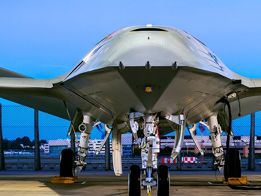 Boeing carries out engine run of MQ-25 unmanned aerial refueler