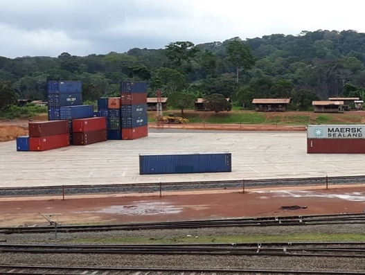 Bollore starts operations at its new logistics hub in Lastourville, Gabon