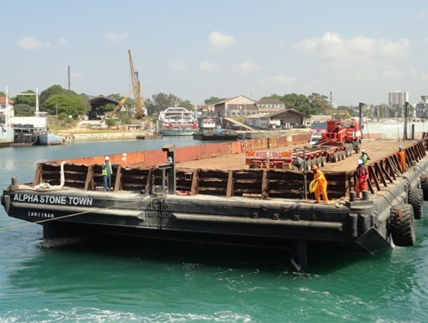 Bollore Logistics Kenya in major cargo transport from port of Mombasa to Kwale